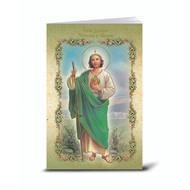 Saint Jude Novena and Prayers/ San Judas Novena Y Rezos Spanish