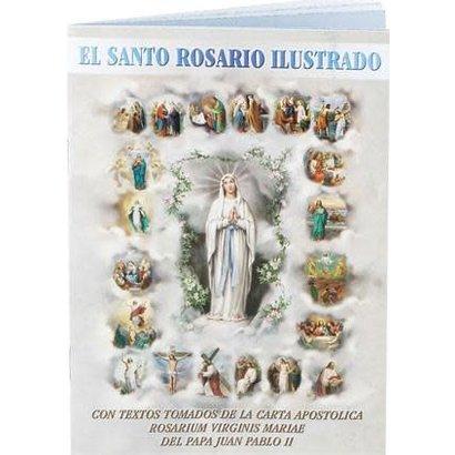 El Santo Rosario Ilustrado