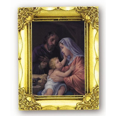 Holy Family, 3.5x4.5