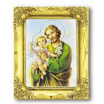St. Joseph, 3.5x4.5