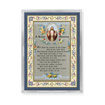 A House Blessing Magnet