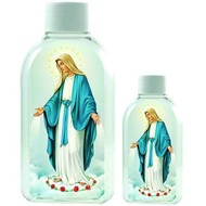 Lady of Grace Holy Water Bottle