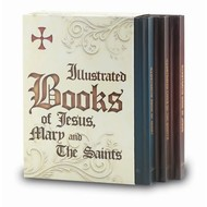 Illustrated Books of Jesus, Mary, and the Saints