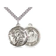 Scapular Medal, GF, NO CHAIN