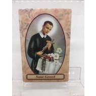 St. Gerard Relic Card