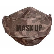 Face Mask - Mask Up Camo