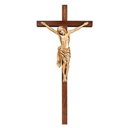 """Crucifix, 34"""""""