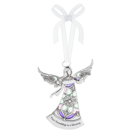 Angel Ornament- Your Friendship is a Blessing