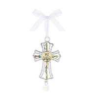 Cross Ornament- You're in my thoughts and prayers