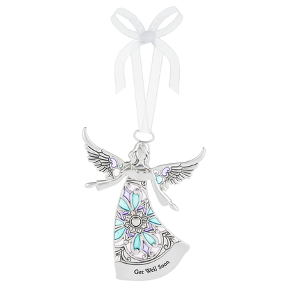 Angel Ornament- Get Well Soon