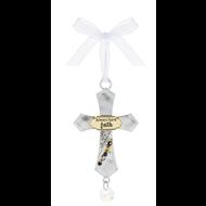 Cross Ornament- Always Have Faith