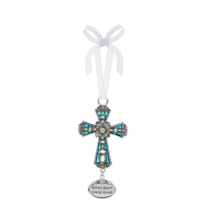 Cross Ornament- Always know your loved