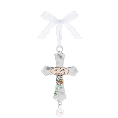 Your a Blessing- Cross Ornament
