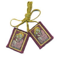 St. Joseph Scapular with Crucifix