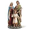 """Holy Family, 9.75"""""""