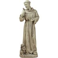 "St. Francis, 24"""