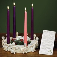 Children of the World Advent Wreath