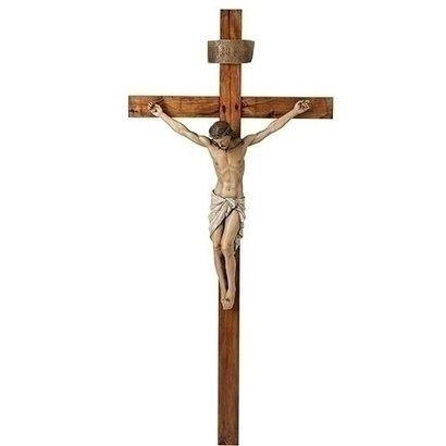 """Crucifix, 72"""""""