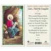 Saint Mark the Evangelist Laminated Holy Card, Printed in Italy
