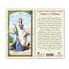 Prayer to Saint Philomena Laminated Holy Card, Printed in Italy