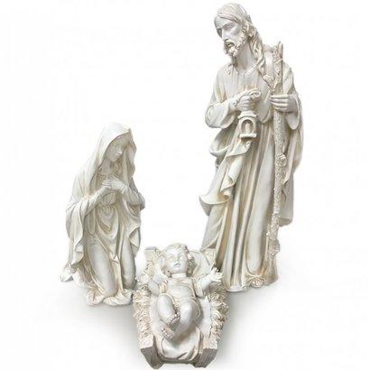 "Nativity Set, 24"""