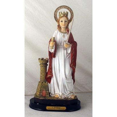 "St. Barbara, 8"""