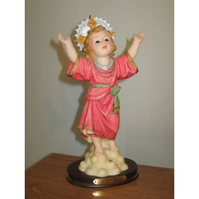 Luciana Series Wooden Base Divine Child 18""