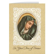 In Your Time for Sorrow-Card