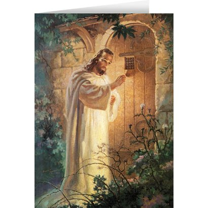 Christ at Hearts Door