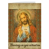 Blank Greeting Card - Ordination Blessing