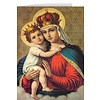 Our Lady of Good Remedy Blank Greeting Card