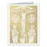Crucifixion Blank Note Card Pack of 6