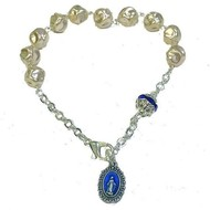 Pearl Bracelet with Clasp