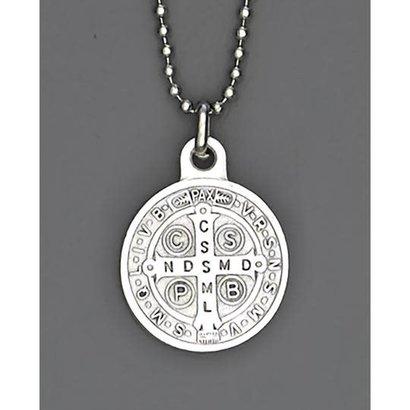 St. Benedict Rear Auto Jewelry