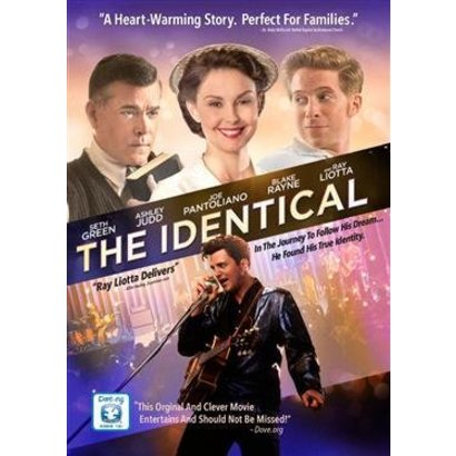 The Identical DVD