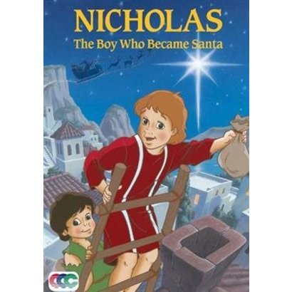 Ignatius Press Nicholas The Boy Who became Santa