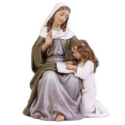 "2.75""H St. Anne Statue"