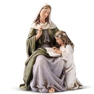 "4.5""H St. Anne Figure"