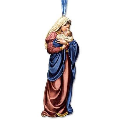 Mothers Kiss Ornament
