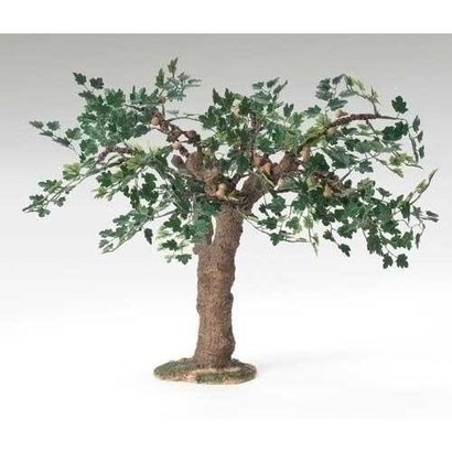 """Fontanini 5"""" Scale Collection Fig Tree 11.75"""""""