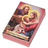 Christmas Prayers Cards Box of 24