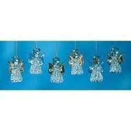 Cir Spun Glass Angels Asst.