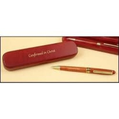 Confirmation Wood Pen