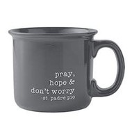 Pray, Hope Coffee Mug