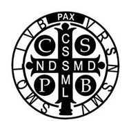 St. Benedict Medal Auto Decal