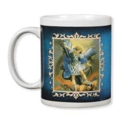 St. Michael Prayer Mug