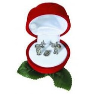 Nativity Rose Gift Box