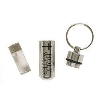 Holy Water Alum Keychain