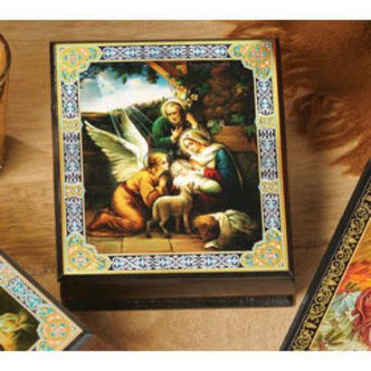 Nativity- Holy Family Adoration Box