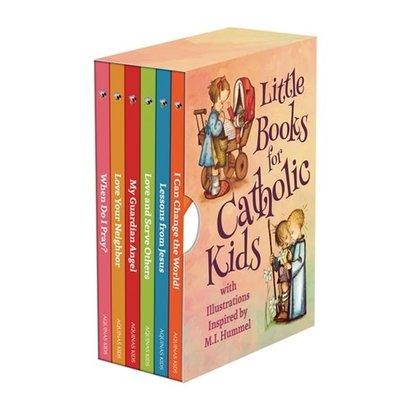 Little Books for Catholic Kids, Set of 6 Books